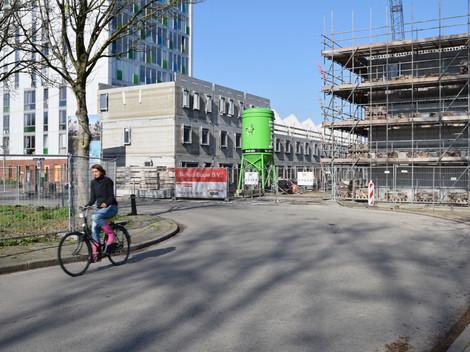 Florakade / Kraanvogelstraat