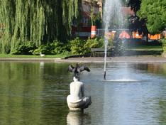 Oosterpark / vijver