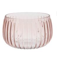 Low Ridged Vase