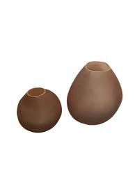 Oranic Brown Vase