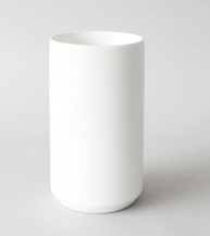 Matte White Modern Vase