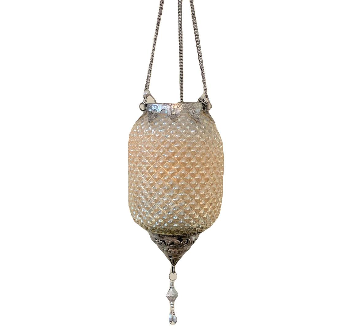 Moroccan Style Hanging Tea Lamp