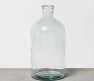 Blue Square Bud Vase