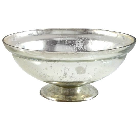 Silver Mercury Bowl