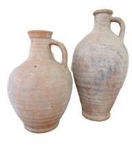 Clay Jug Vases