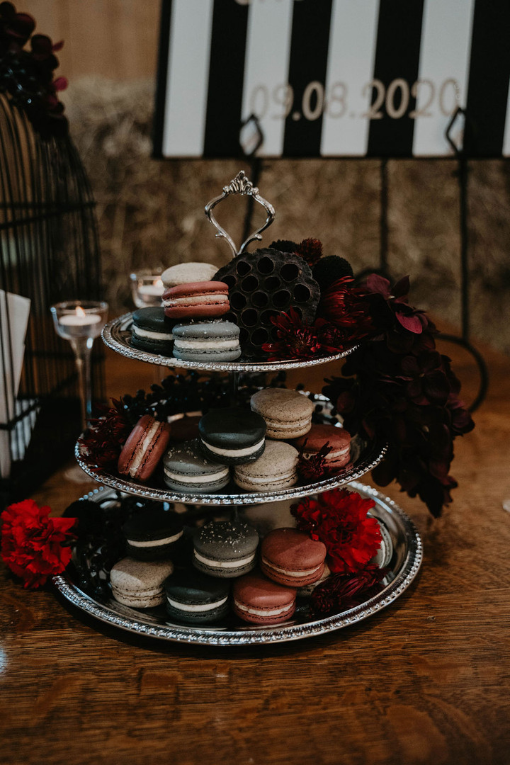 Silver Dessert Tray