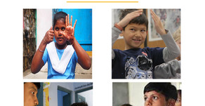 Introducing Sign Language in the Lives of Less-Fortunate Kids with PassionGuru