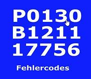 Fehlercode