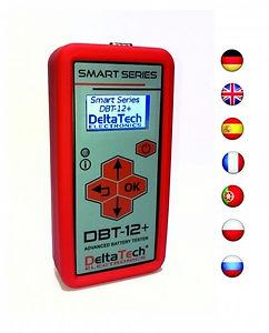 DBT.12 Batterietester