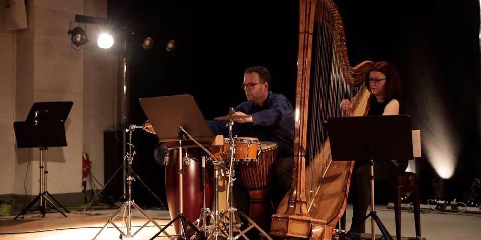 Duo Harpverk Concert: Reykjavik