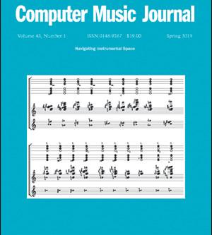 Computer Music Journal Robot Opera Article