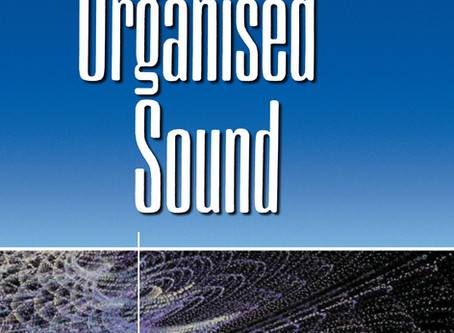 Organised Sound alarm/will/sound Article