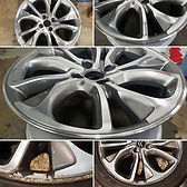 Alloy wheel Refurbishment durham