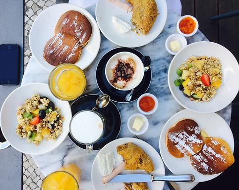 Breakfast in Kelseyville California