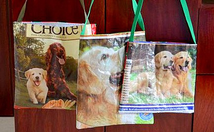 Bags-dog themes