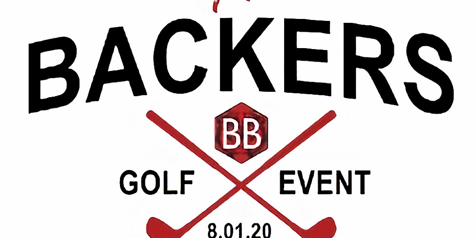 The Backers Golf Event