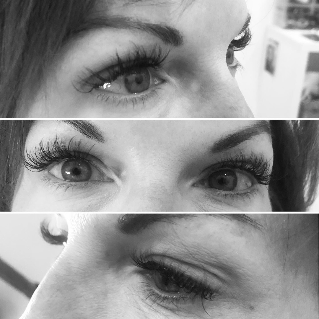6D Volume lash extensions