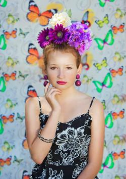 Fashionably Frida