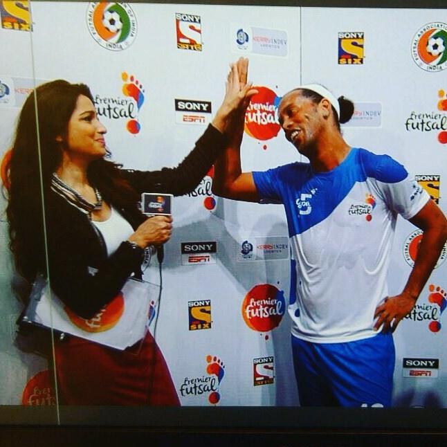 7.Interviewing Ronaldhino