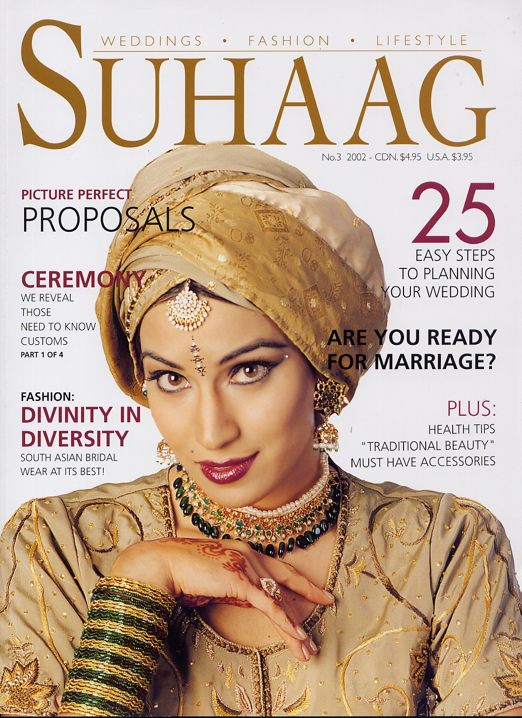 Cover Suhaag Canada