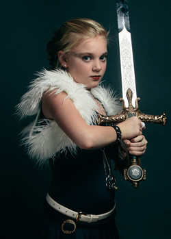 Viking Warrior Women