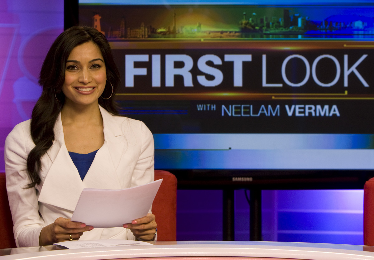 3.First Look Morning Show Host