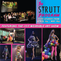 Wearable Art Show 2015
