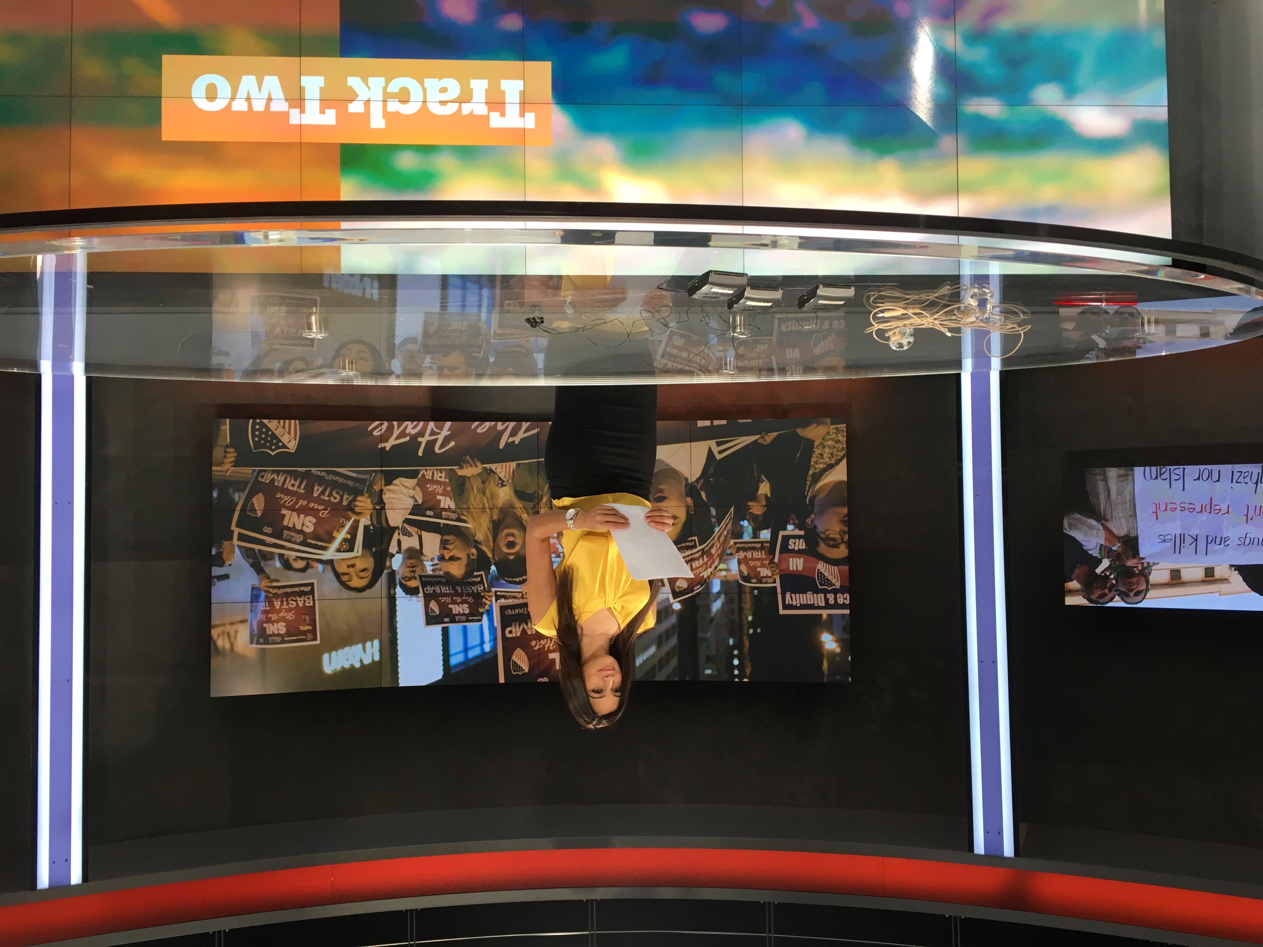 5. Istanbul Talk Show Host