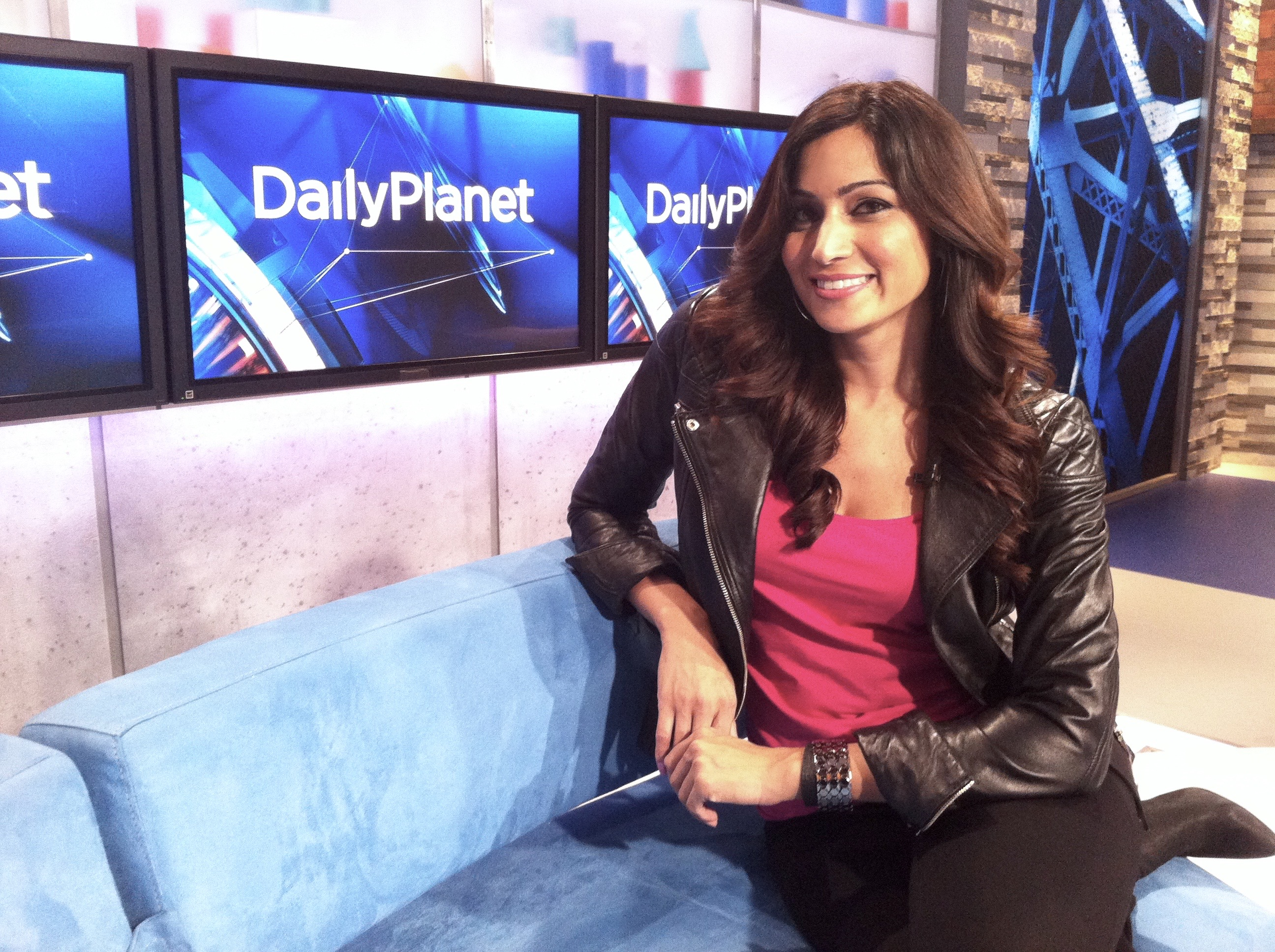 2. Discovery Channel Host