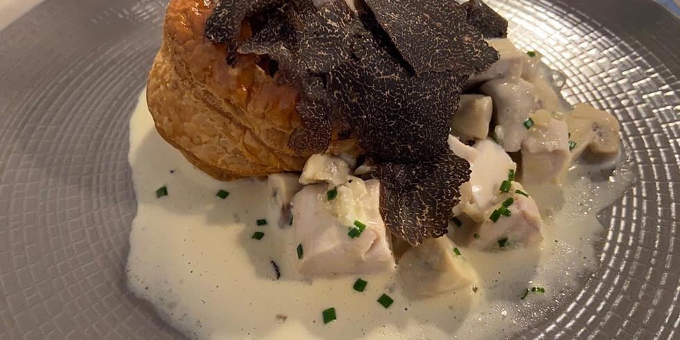 Marché aux truffes et au safran