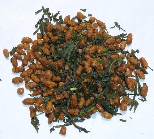 煎茶入り玄米茶 1kg