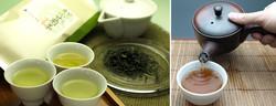特別な美濃焼茶葉セット