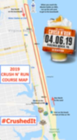 Crush N Run 2019 Course