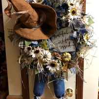 Holding onto Memories and Wreaths