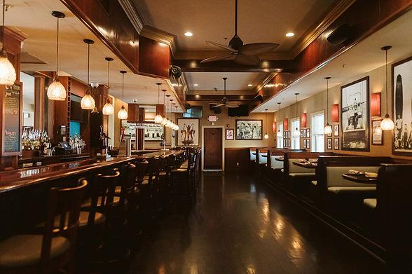 Photo of waterman's bar area