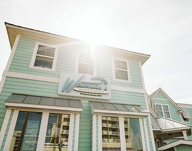 exterior photo of waterman's