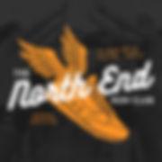 North End Run Club Logo