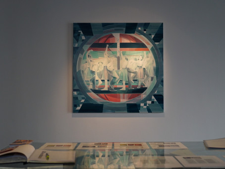 EXHIBITION In Search of The Author at Zedes Gallery
