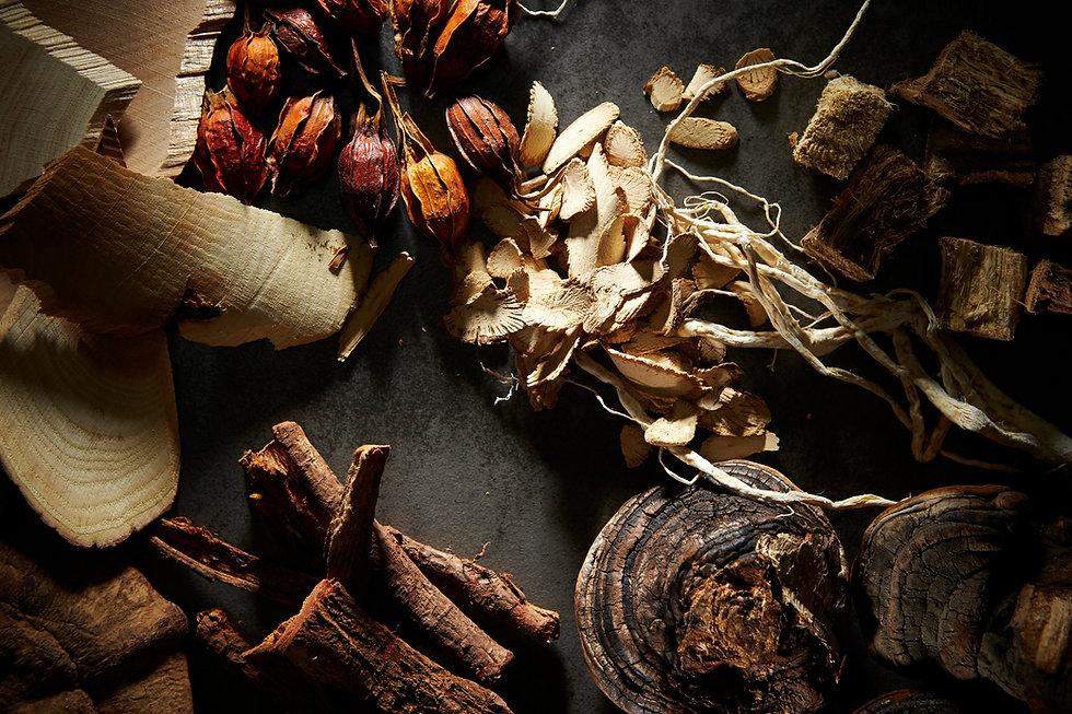 Chinese herbal medicine with dramatic li