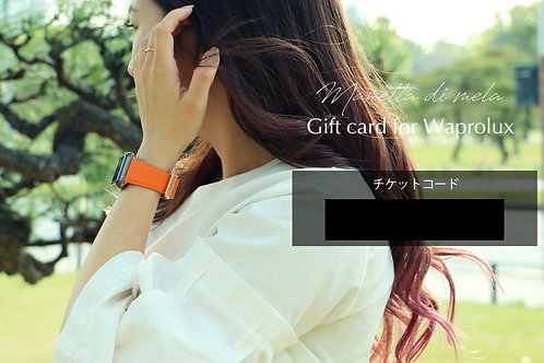 GIFT CARD for ワープロラックス