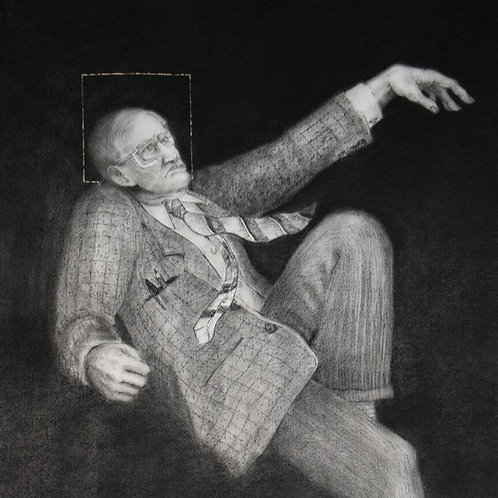 Stephen Hawking. Naivety Drawings