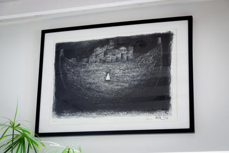 Ark. A1 signed print. Available various sizes.