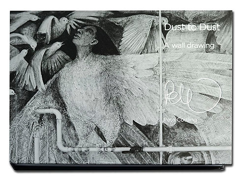 Dust to Dust. Artist Limited Edition signed book. Pete Codling