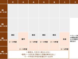 中学コース・高1コース