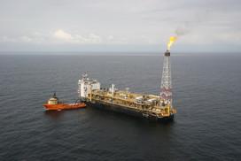 Exploitation pétrolière à Pointe-Noire - Congo 002