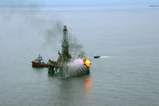 Exploitation pétrolière à Pointe-Noire - Congo 003