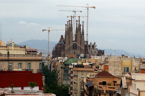 Sagrada Familia (Barcelone) 022