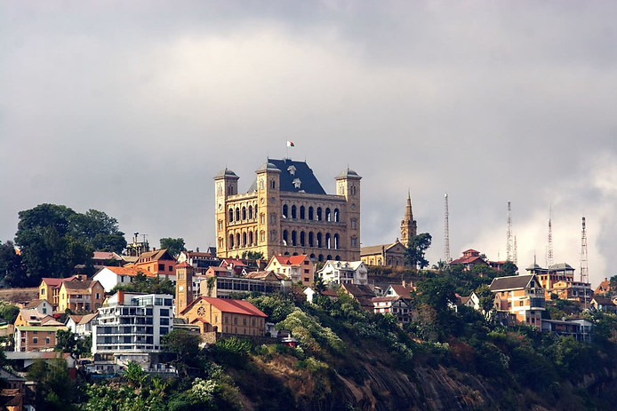 Antananarivo, capitale de Madagascar