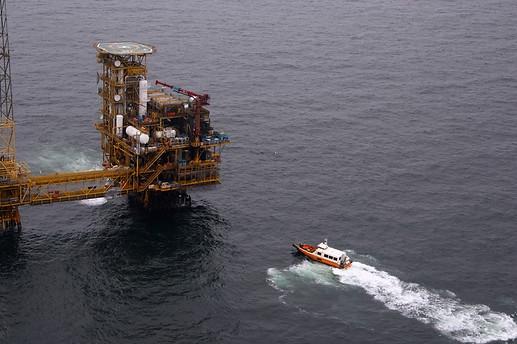 Exploitation pétrolière à Pointe-Noire - Congo 005
