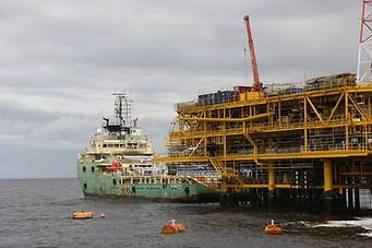 Exploitation pétrolière à Pointe-Noire - Congo 008